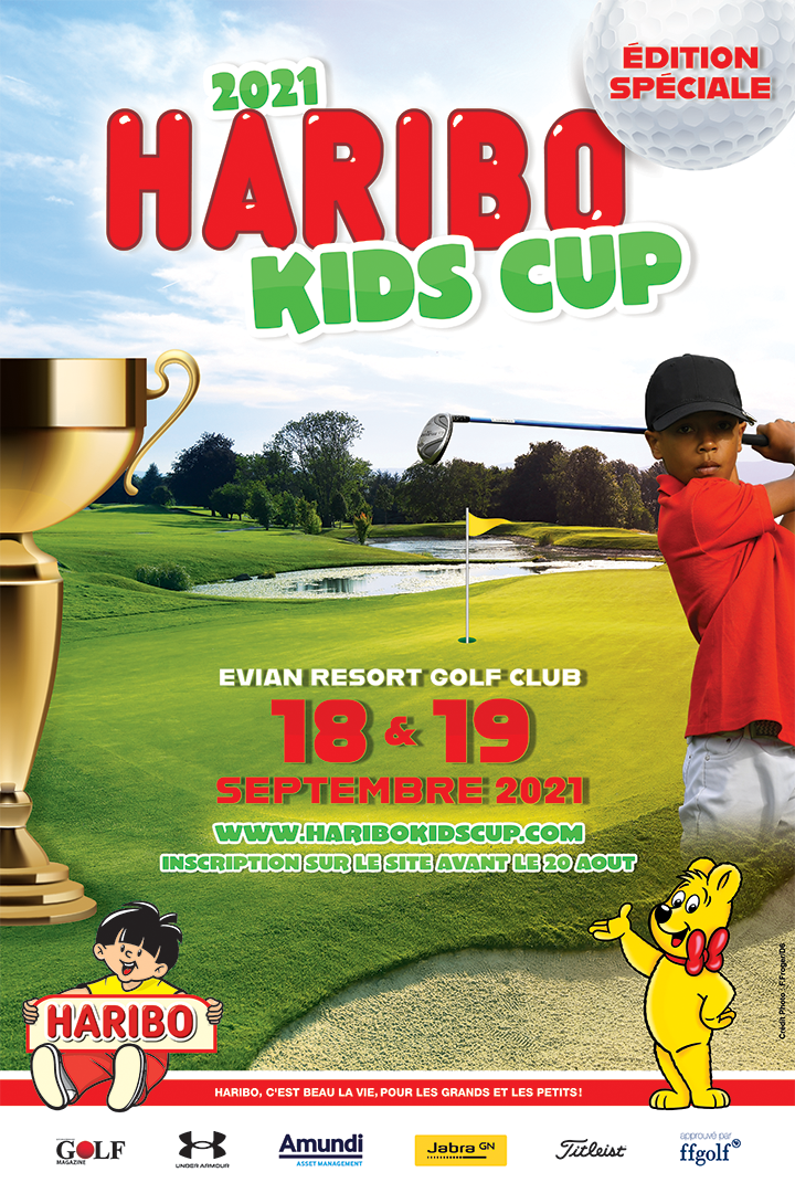 Haribo Kid's Cup - Édition 2018